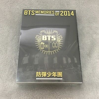 BTS - Memories of 2014