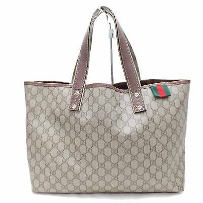 904a6337e7d7 AUTHENTIC GUCCI TOTE Bag Beiges PVC 262362 - $244.50 | PicClick