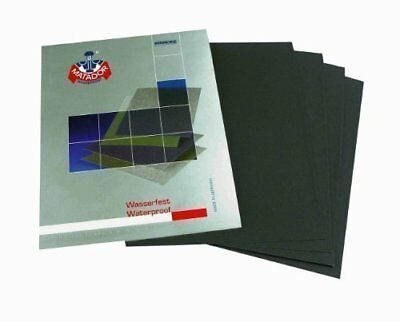 Wet and Dry Sandpaper Mixed Grits - 3000 / 5000 / 7000 - 6 sheets 2 per gri ...