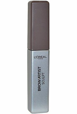 7a3bbe1de4b L'Oreal Paris Brow Artist Sculpt 2 In 1 Brow Mascara 03 Cool Brunette