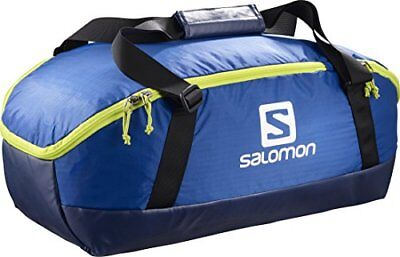 Salomon Bolsa de Equipación, 40 L, 65 (One Size|Azul (Surf The Web/Acid Lime))
