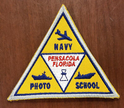 Navy Photo School Pensacola Florida (Photographers Mate)
