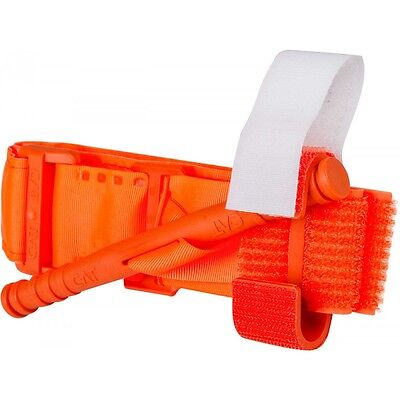 North American Rescue GEN 7  C-A-T Combat Application Tourniquet, Rescue Orange