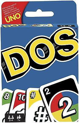 Uno Dos Card Game FRM36