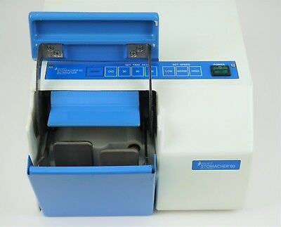 Seward STOMACHER 80 Biomaster Tissue Paddle Blender Homogenizer Microbiology