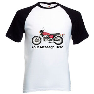 Suzuki GT500 T-Shirt with your personalised message added for FREE! FREE P&P