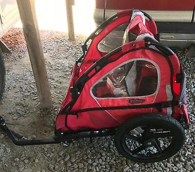 REAR WHEEL for In Step Bicycle Trailer Stroller