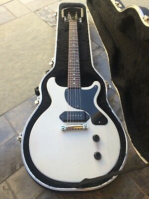 Gibson Les Paul Junior Double Cutaway Faded White 115000
