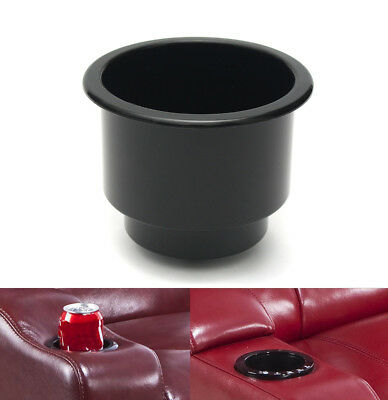 6 pack Two tiered BLACK plastic cup drink can holder boat RV s pontoon rv seadoo