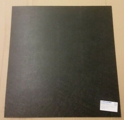6mm Black Embossed Polypropylene Sheet 800mm x 600mm