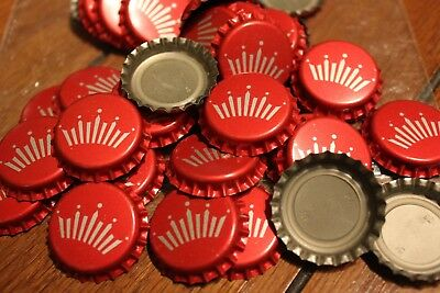 500 Budweiser Bud Red Beer Bottle Caps Uncrimped Crown C Store 4 More Free Shpg