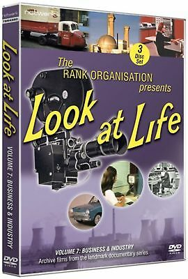 Look at Life: Volume 7 - Business and Industry [DVD]
