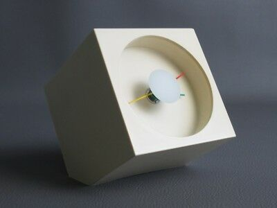 Lorenz Postmodern Table Clock Shohei Mihara For Wakita Orologio Design