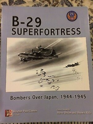 B-29 Superfortress - Bombers Over Japan 1944-1945  Wargame