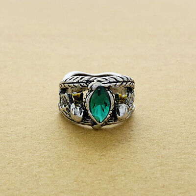 Lord Of The Rings Aragorn Ring Of Barahir LOTR Fashion Men Ring Lover Jewelry