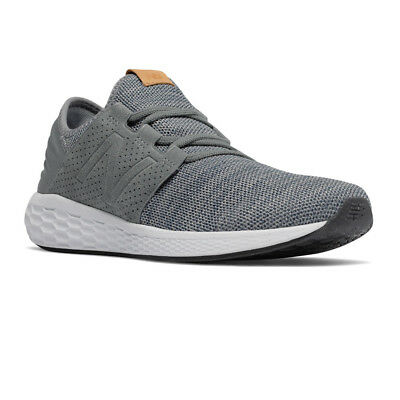 27ac2cd4ab5b5 New Balance Mens Fresh Foam Cruz V2 Knit Running Shoes Trainers Sneakers  Grey