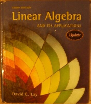 Linear Algebra And Its Applications Instructors Edition 5 05