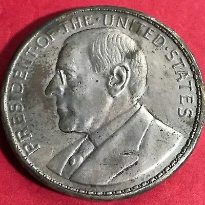 1920 Wilson So Called Dollar Manila Mint Opening Medal Silver  #799