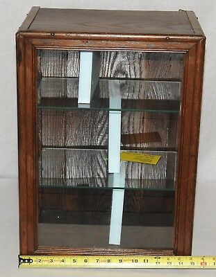 Awesome Antique Display Cabinets with Glass Doors