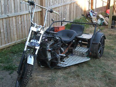Trike Project Reliant 850 Engined 95% Finished RUNS NICE.