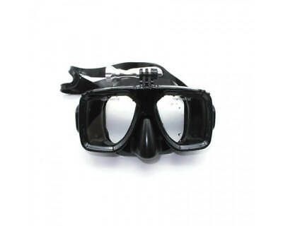 Mask With Gopro Mount Bracket Mask For Spearfishing Snorkelling Scuba Diving