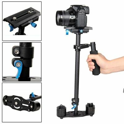 YELANGU S60T Carbon Fiber Handheld Steady Stabilizer 360° For DSLR Canon Camera