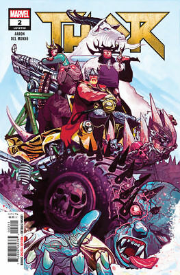 Marvel Legacy - The Mighty Thor #2/708 First Print