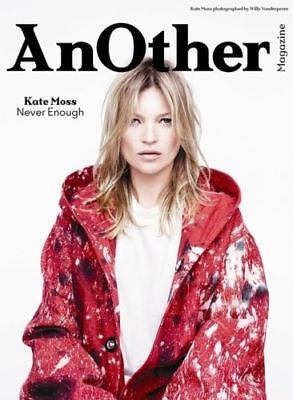 AnOther Magazine Issue 27, Kate Moss Cover 4