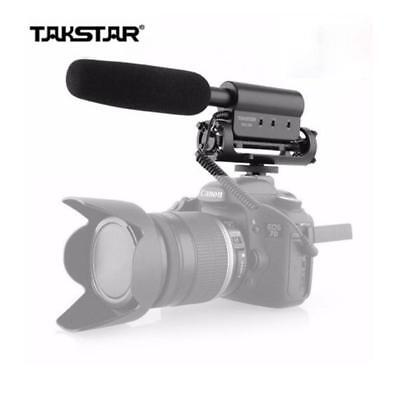 TAKSTAR SGC-598 Video Photography Interview Shotgun Microphone for Nikon Canon