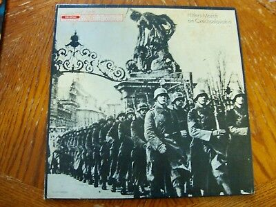 Time Life Sounds Of World War Ii Time Capsule 1968 Lp Excellent Vinyl