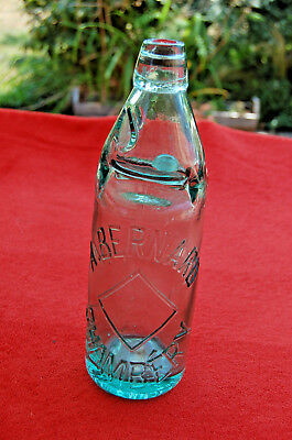 Limonade Bouteille Ancienne A Bille - A.bernard Chambery - Barnard & Sons London