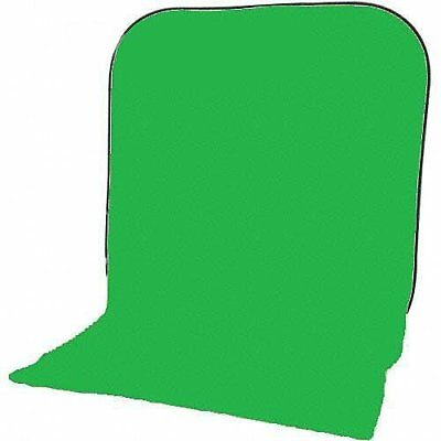 Impact Super Collapsible Background - 8 x 16 Chroma Green, Free Shipping
