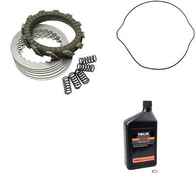 YZ250F TUSK CLUTCH Kit w/ Springs & Oil Change Kit 2008 - 2013