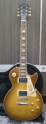 50960f5dae 1960 reissue Gibson Les Paul Guitar SIGNED AUTHENTICATED UNPLAYED W/ CASE