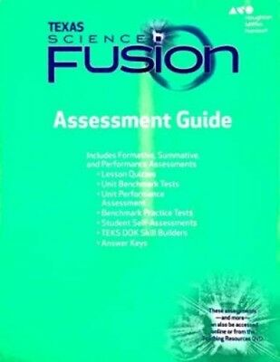 SCIENCE FUSION MODULE C The Human Body Assessment Guide