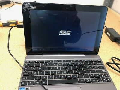 "ASUS Transformer Book T101HA 10.1"" 2 in 1 Touch Laptop Intel Z8350 32GB SSD"