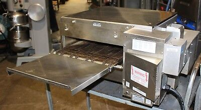 Used Lincoln Impinger Model 1301-4 Electric Conveyor Pizza Oven