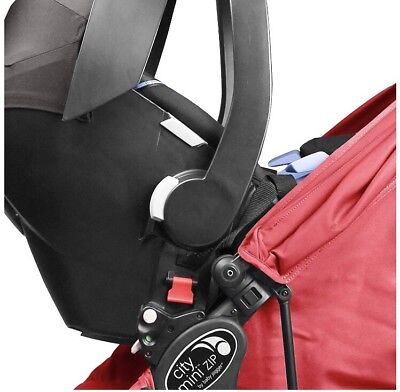 Baby Jogger City Mini Zip Car Seat Adapter for Maxi Cosi, Nuna, Cybex, BJ92329
