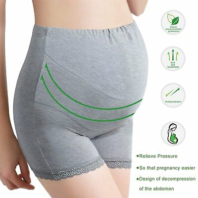 Maternity Panties High-waist Intimates Pregnant Mum Soft underwear Briefs Boxer