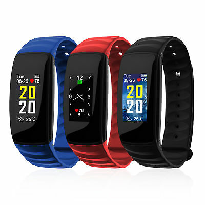 H107 Smartwatch Band Reloj Inteligente Bluetooth Impermeable Para Android & IOS