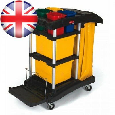 Janitorial Express CF190 Hygen Office/Retail Cleaning Trolley