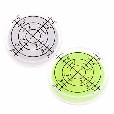 Bullseye Bubble Level Round Level Bubble Accessories For Measuring Instrument UK