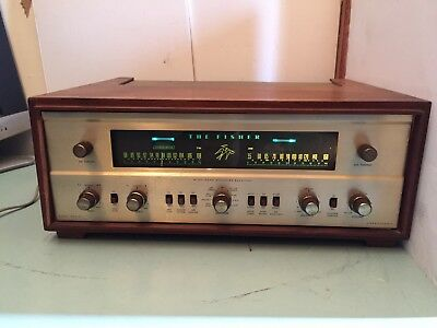 Fisher 800-B Receiver