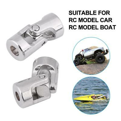 Model Accessory Metal Steering Shaft Coupling Universal Joint for RC Car/Boat