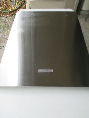 Dishwasher Stainless Door Cover Outer Panel Kitchenaid Kuds35fxss