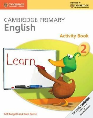Cambridge Primary English Activity Book Stage 2 Activity Book by Ruttle, Kate,Bu