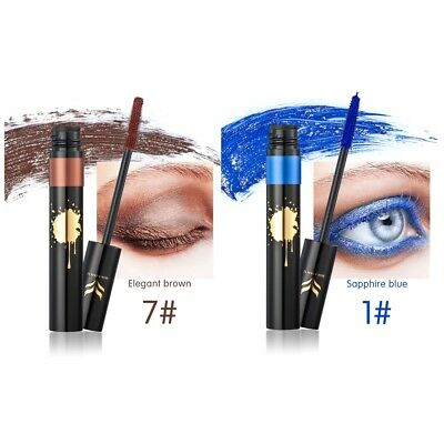 Mascara Curling Extension de Cils Cosmétiques Maquillage Long Fiber Lashes