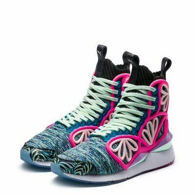 364744 01] WOMENS PUMA Pearl Cage Graph Mid Sophia Webster