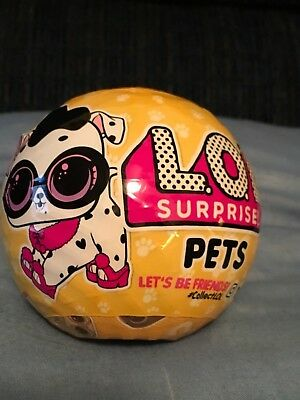 LOL SURPRISE PETS WAVE 2 SERIES 3 NEW RELEASE 2018 ~  1 BALL SHIPS Per order