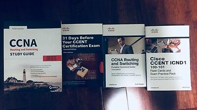 CCNA Routing and Switching Study Book Combo
